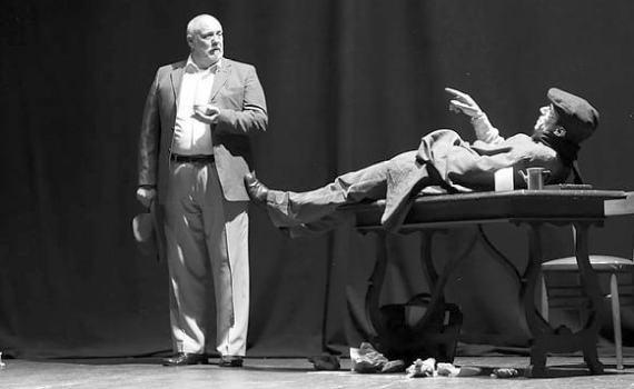 1922 – L'imbecille – Commedia in un atto