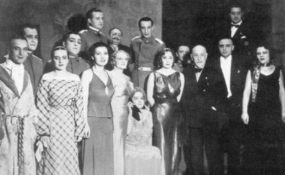 1930 – Questa sera si recita a soggetto – Commedia in tre atti ed un Intermezzo