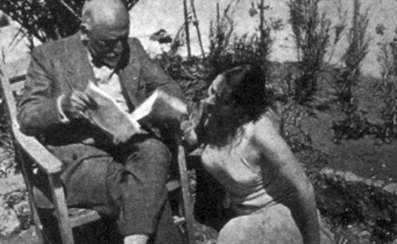 Marta Abba e Luigi Pirandello: l'ambiguo gioco delle parti