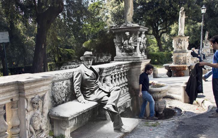Roma e Pirandello