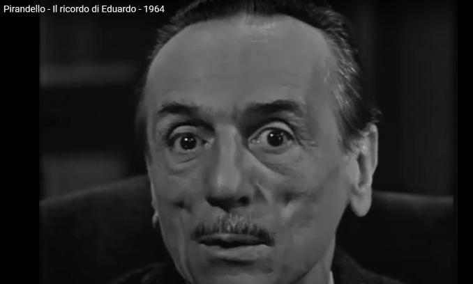 Pirandello - Il ricordo di Eduardo