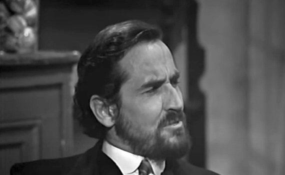 Video – L'uomo dal fiore in bocca – 1970. Vittorio Gassman