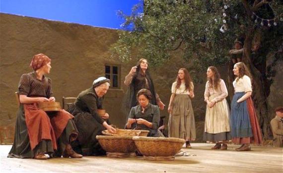 1915 – Liolà – Commedia campestre in tre atti (In siciliano)
