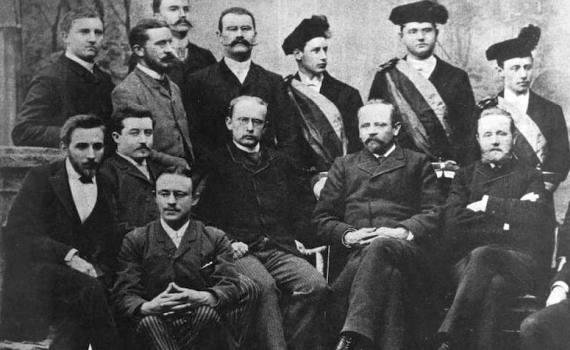 Pirandello a Bonn e la tesi sulla parlata di Girgenti