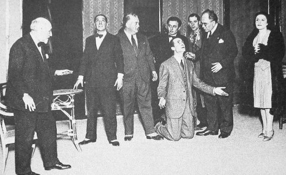 1929 – Lazzaro – Mito in tre atti