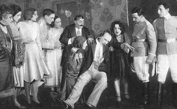 Attore e personaggio: valenze e pratiche sceniche nel teatro di Pirandello