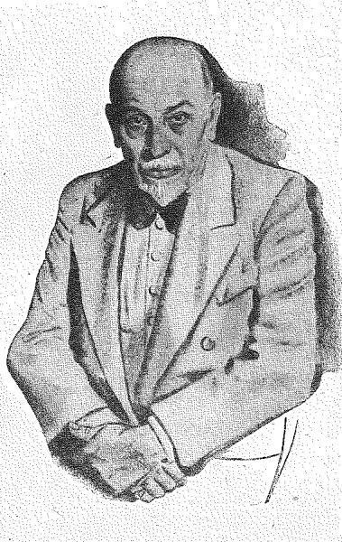 Ritratto di Pirandello