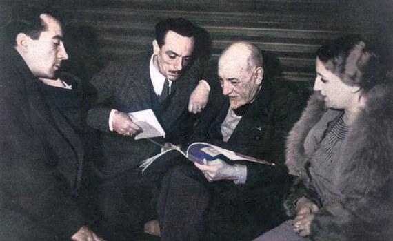 Il gioco dell'essere e dell'apparire nell'incontro di Luigi Pirandello con i Fratelli De Filippo
